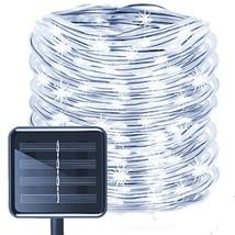 Aluvee Solar Rope String Light,Garden Decoration Outdoor Waterproof Rope... - $18.92