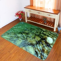 3D River Stones 1010 Non Slip Rug Mat Room Mat Quality Elegant Photo Car... - $66.26+