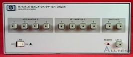 HP - Agilent - Keysight 11713A Attenuator Switch/Driver - $24.25
