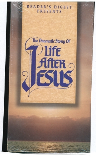 The dramatic story of life after jesus   vhs tape 001