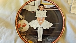 Bradford 1986 Sitting Pretty Norman Rockwell Co... - $12.99