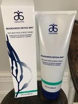 Arbonne Seasource Detox Spa Sea Mud Face And Body Mask 8 fl. oz. - $61.92