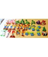 Big lot of 33 TOY STORY PVC figure toys -- Woody Rex Alien ++, Disney - $49.99