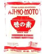Aji-No-Moto Umami Seasoning Monosodium Glutamate 1 Lb ( Pack of 4 ) - $23.51