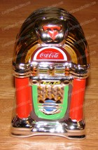 Jukebox Salt & Pepper Shakers (Official Coca-Cola, 45335.02) Coke and A ... - $28.22