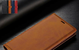 Case For Huawei P30 Pro P20 Mate 20 Pro Wallet Flip Leather Magnetic Case cover - $62.73