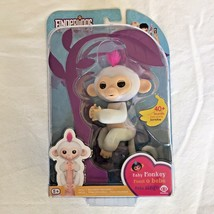 Fingerlings Interactive Toy SOPHIE White Baby Monkey WowWee - NEW - $24.74