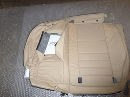 New Oem Leather Seat Cover Mercedes Benz Ml Class 06-11 Rear Tan Heated Lh - $64.35