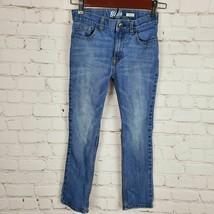 Oshkosh B'gosh Girls Skinny Jeans Size 7R 5 Pocket Style Zip up & Button - $6.80