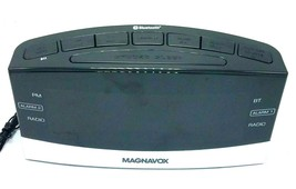 Magnavox MR41806BT Doppio Allarme Orologio Digitale Radio W Istruzioni EUC - $11.94