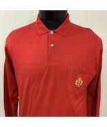 Vintage Polo Ralph Lauren Shirt Crest Bear Cookie Hi Tech Stadium Sport ... - $39.99