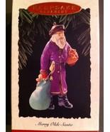 Hallmark Keepsake Ornament Merry Olde Santa Collector's Series - $5.94