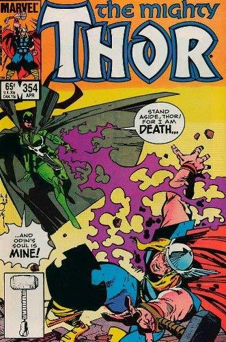 Thor, Edition# 354 [Comic] [Apr 01, 1985] Marvel