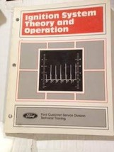 Ignition System Theory and Operation, Ford Motor Company (Technical Trai... - $17.99