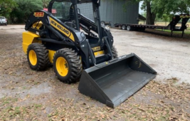 2014 NEW HOLLAND L225 For Sale In Jupiter, Florida 33458 image 2