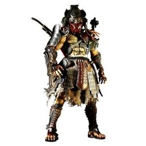 NEW Hot Toys 1/6 Alien vs Predator AVP Samurai Predator AC01 - $791.99