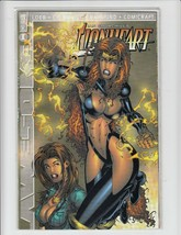 Lionheart #1 - August 1999 - Awesome Comics - Ian Churchill, Loeb, Rapmund. - $7.83