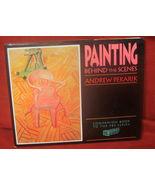 Painting Behind the Scenes Andrew Pekarik HB FE Art Ed - $19.32