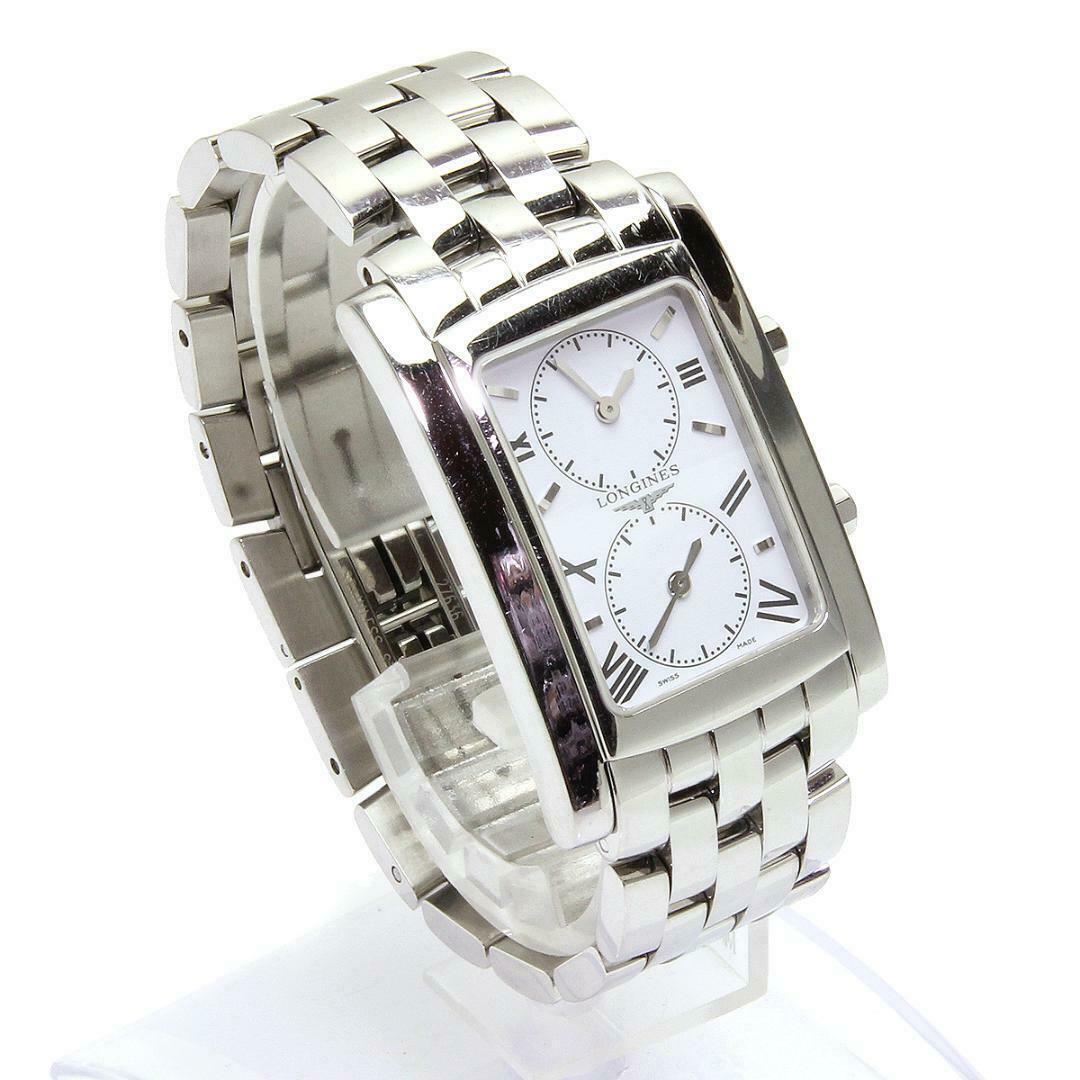 Longines Dolce Vita dual time L5 661 4 Men's watch - $630.62