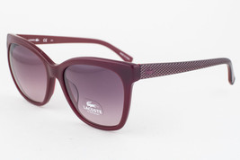 Lacoste Red Brown / Brown Sunglasses L792S 615 - $87.71
