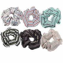 Large Scrunchies Hair Scrunchies Chiffon Scrunchies for Hair Ponytail Ho... - $12.76