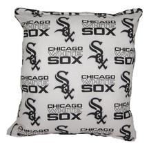 White Sox Pillow Chicago White Sox MLB Pillow Baseball Pillow HANDMADE i... - $9.99