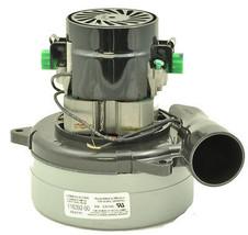 Ametek Lamb Saugmotor 116392-00 120volt 50/60 Hz, 2 Stage Bypass mit Horn - $156.09