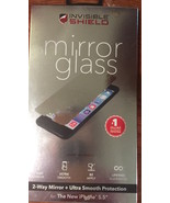 ZAGG Mirror Glass InvisibleShield  iPhone 5.5  New Sealed Box - $14.99