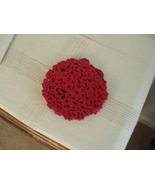 Handmade cotton wash cloth crocheted - set of 2 - $0.00