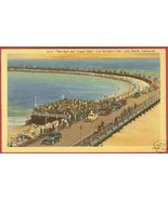 LONG BEACH CALIFORNIA Rainbow Pier Spit Argue Club CA - $6.50