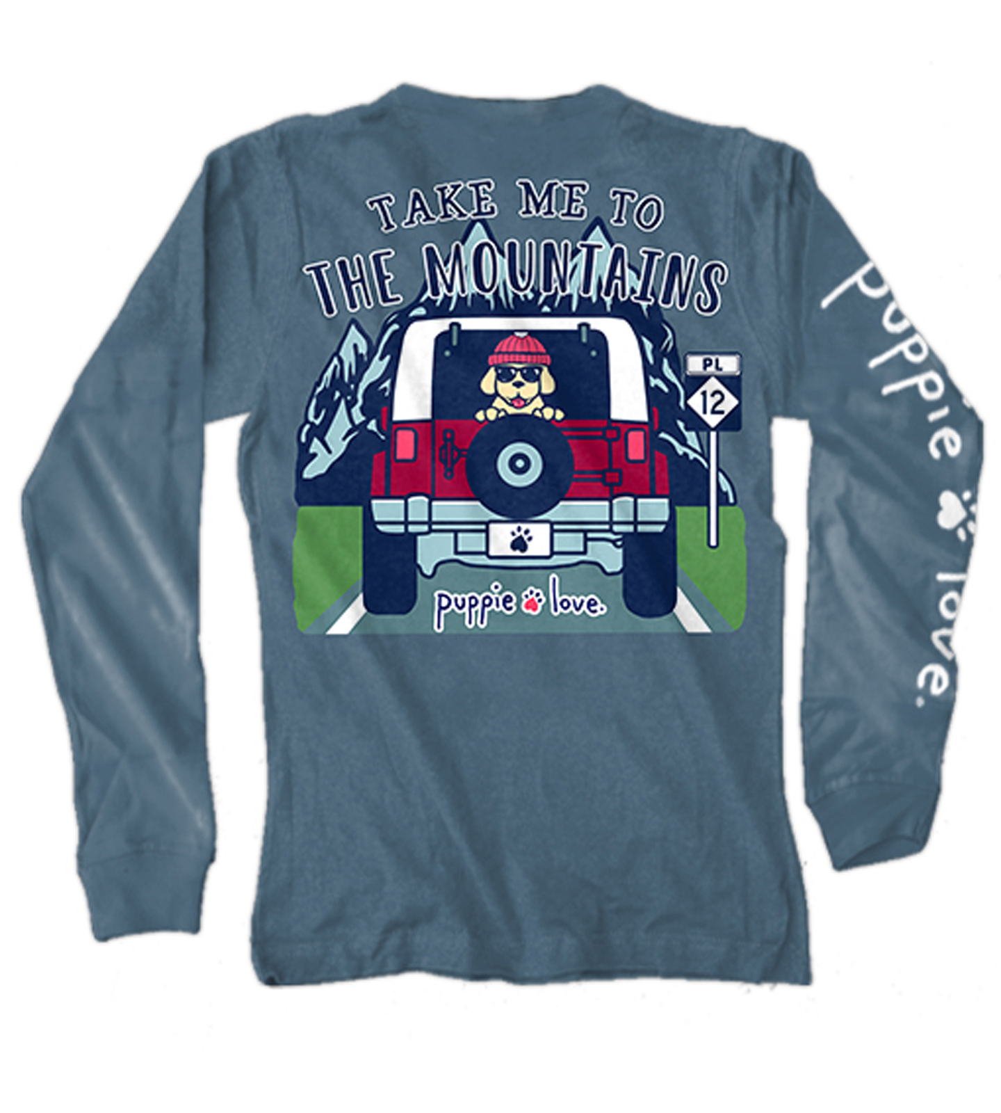 Take me to the mountains ind ls 3