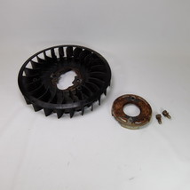 "Used Craftsman 498157 Fly Wheel Fan Assy fits EZ3 w 42"" Deck - $10.00"