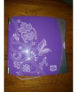 Leap Frog Leap Start Purple Interactive Learning System w. STEM 1st grad... - $28.01