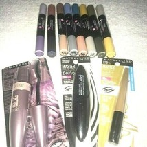 Lot of 11 Brand New Maybelline New York and L'Oréal Paris Cosmetics  - $49.95