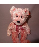 "Smitten Valentines Day Teddy Bear Ty Beanie Baby Plush Stuffed Animal 8""... - $9.99"