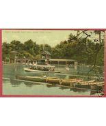 NY NEW YORK Central Park Boat House Boats Steamer BJs - $10.00