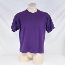 Vintage Screen Stars Best Blank T Shirt Single Stitch 80s Tee 50/50 Plai... - $19.99