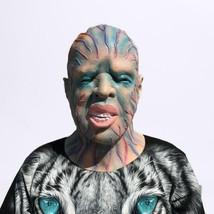 ghost Skull Horror Scary Zombie Halloween Full Head Masks Movie Cosplay...  - $42.23 CAD