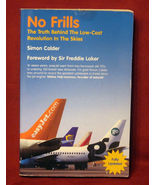 Airplane Simon Calder No Frills Low Cost Airline Easy Jet Ryanair FREE SHIP - $14.45