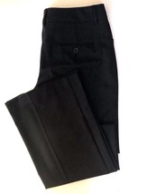 Express Design Studio Womens Business Dress Pants Size 0 Editor Black St... - $17.59