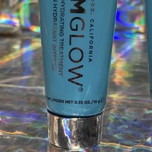 TWO (2)SEALED Glamglow Thirstymud Hydration Treatment 10g Each image 2