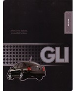 2002 Volkswagen JETTA GLI VR6 sales brochure catalog sheet 02 VW - $9.00