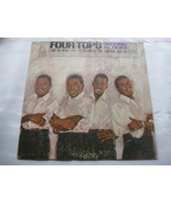 Four Tops Second Album Motown MT 634 Mono Vinyl Record LP - $24.99