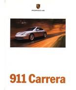 1999 Porsche 911 CARRERA sales brochure catalog US 99 4 996 - $12.00