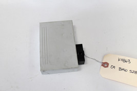 2004-2010 Bmw E60 528 Center Console Circuit Control Module K4863 - $109.36