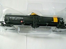 American Limited # 1839 Santa Fe GATC Tank Car As Delivered #101304 HO Scale image 1
