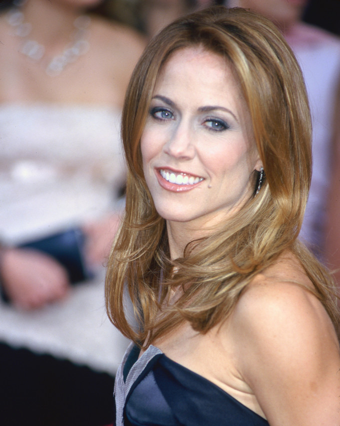 Primary image for Sheryl Crow Rare Candid Smiling Print 16x20 Canvas Giclee