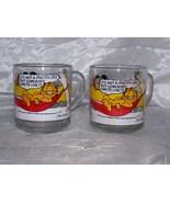 1978 McDonalds- Garfield Collectible Coffee Mug/Cup -Jim Davis– Lot 2 - $4.50