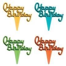 Happy Birthday Script DecoPics® - $1.42+