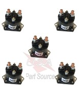 Club Car Golf Cart Part 36 Volt Solenoid 8016 5 Solenoids - $90.53